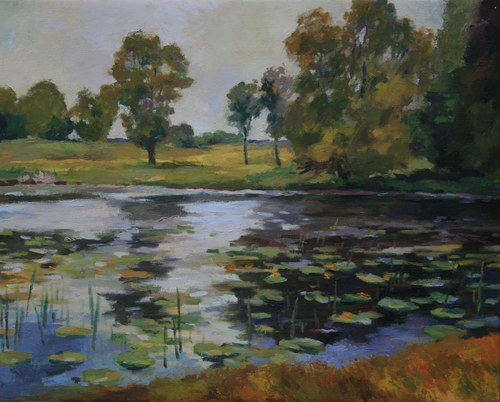 Joro Petkov, Oil on canvas, # 34