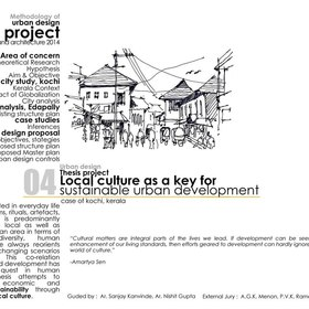 Urban Design Thesis
