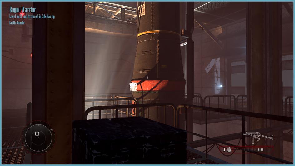 Rogue Warrior Screenshot