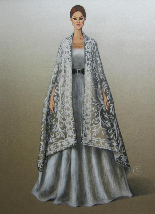 Eka Gotsiridze, Fashion Design & Portraits Portfolio